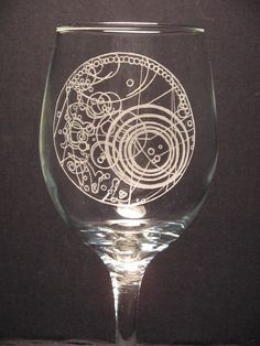 DR WHO Masters Fob Watch inspired Wine by WastedTalentDesigns, $25.00