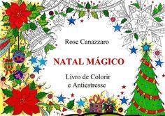 """SINOPSE """"Alegria, alegria... Vamos colorir, é Natal! Cada página deste livro me fez mergulhar no mundo mais mágico que existe, o mundo da criança que vive dentro de todos nós. Preparei cada desenho com muito amor, alegria e muitos detalhes. Árvores decoradas, estrelas, presépio, renas, sinos, guirlandas, bonecos de neve, Papai Noel e muito mais. Um mundo mágico para todas as idades, aguardando muitas cores para brindar a celebração do nascimento do menino Jesus, e a chegada do Papai Noel com…"""