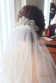 ドレスから色打掛へとチェンジ♡お洒落花嫁さまの素敵な1日 の画像 大人可愛いブライダルヘアメイク『tiamo』の結婚カタログ