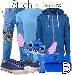 Stitch by DisneyBound