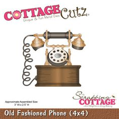 The Scrapping Cottage - Where CottageCutz are Always Blooming - CottageCutz - Jan 2013