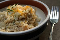 Green Chile Rice Casserole {Vegan} | VeggieConverter