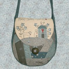 Shop | Category: Lynette Anderson Designs | Product: Robin Cottage Bag