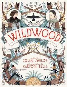 """One of my favorite illustrators, Carson Ellis, and one of my favorite musicians (now also an author), Colin Meloy collaborated on this book (who also happen to be married to each other)...on my """"to read with the kids"""" list."""