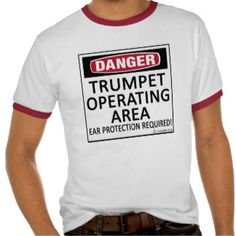 trumpet shirts   Funny Trumpet Gifts - Shirts, Posters, Art, & more Gift Ideas