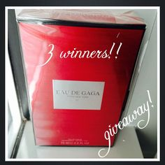 #DubaiGiveaway and #SharjahGiveaway for #EauDeSassyGAGAGiveaway for #Dubai #Sharjah - #LadyGaga #perfume giveaway! Giveaway starts on Sunday February 22nd, 2014 ends on March 14th, 2014, OPE...