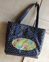 Super geeignet für Anfänger, eine tolle und praktische Shopping Tasche.