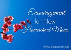 Kris offers encouragement for new homeschool moms that veteran homeschool moms can sometimes forget. That early season of homeschooling can be hard.