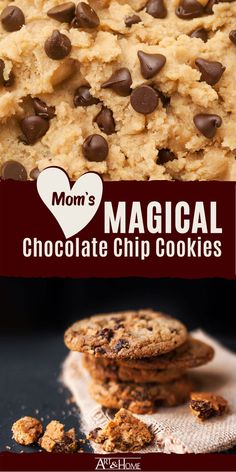 Healthy Chocolate Chip Cookies, White Chocolate Chips, Cereal Recipes, Cookie Recipes, White Chocolate Macadamia, Secret Recipe, Delicious Chocolate, No Bake Cookies, Flakes