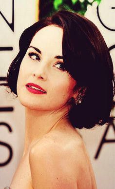 Michelle Dockery hehe she and I share the same birthday :)