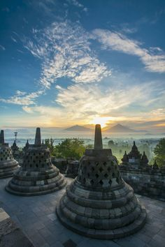 Borobudur Temple dat