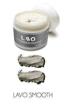 LAVO's #1 Bestselling High Performance Volcanic Mud Mask is a professional 10-15 mask that gets skin baby butt smooth.  It also applies quick, dries quick, and of all the masks we've tested, ours comes off the quickest.  See for yourself today! Rated 4.5 out of 5 on Amazon.com. Check it out here => http://llconnect.co/lavo/