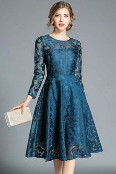Shop fashion women dresses online in cheap now. Choose latest summer dresses, homecoming dresses, bridesmaid dresses, the classical red dress, etc in unique design. Simple Dresses, Elegant Dresses, Vintage Dresses, Beautiful Dresses, Office Dresses For Women, Ladies Dresses, Look Fashion, Cheap Fashion, Fashion Women