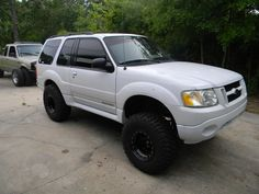2003 ford explorer generations