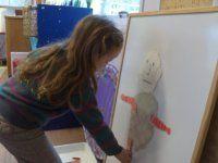 - next picture La Promenade De Flaubert, Album, Pictures, Elementary Schools, Nursery Rhymes, Fall, Arts Plastiques, Notebook