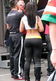 Sexy flaquita en pantalon apretado - 1 part 5