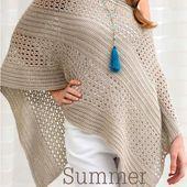 Crochet, Blog, Pullover, Sweaters, Fashion, Moda, Fashion Styles, Ganchillo, Blogging