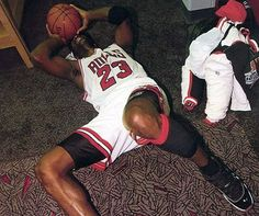 """On March, Michael Jordan sent a two-word fax to the NBA offices that is now the stuff of legend."""" Yup, it's been 23 years since MJ made his return to Bulls/NBA after a brief stint playing baseball. 2011 Nba Finals, First Female Doctor, Michael Jordan Photos, Tracy Mcgrady, Snowboard Girl, Allen Iverson, X Games, Skateboard Girl, Burton Snowboards"""