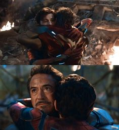 Stop making me cry. ⟨ Avengers: Endgame ⟩ What was your favorite scene of Endgame? 💛 (Give proper credits if you use/repost please! Marvel Comics, Marvel Jokes, Marvel Funny, Marvel Heroes, Marvel Characters, Marvel Avengers, The Avengers, Tony Stark, Marvel Universe