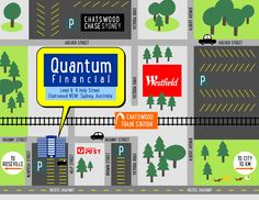 Quantum Financial is located in the heart of Chatswood.  We provide award winning wealth creation advice.
