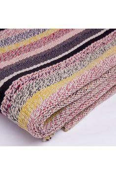 Striped Puñuna Blanket