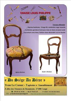 Pour cette année 2013 ce sera le 26 Mai.... Notre petite chaise Louis Philippe viendra, jespère, contribuer à illuminer cette belle journée, et ainsi par ce cadeau, témoigner de laffection et de lamour pour la plus belle des mamans....