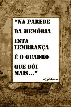 Lembranças enquadradas