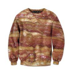 Bacon Sweatshirt///Beloved Shirts