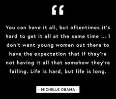 A favorite Michelle Obama quote . I am going to miss her. Sassy Quotes, Quotes To Live By, Me Quotes, Motivational Quotes, Inspirational Quotes, Michelle Obama Quotes, Life Is Hard, Quotes About Moving On, In This World