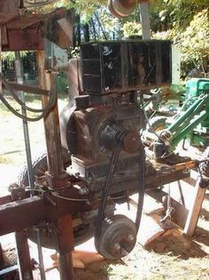 9 Free Band Saw Plans: Build Your Own Band Saw or Saw Mill!  