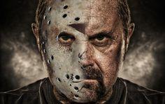 Kane Hodder... Jason