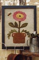 Olde Pink Flower