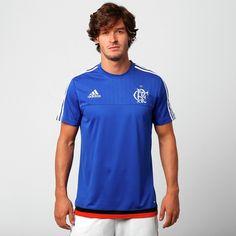Camisa Adidas Flamengo Treino 2015 - Compre Agora 45c913910d82d