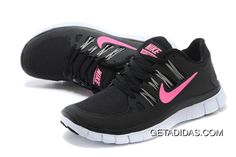 size 40 bea0a 35c91 Nike Free 5.0 Womens 2013 Black Pink Red Running Sneakers TopDeals, Price    66.51 - Adidas Shoes,Adidas Nmd,Superstar,Originals