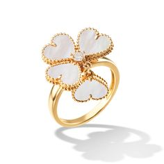 Bague Sweet Alhambra Van cleef & Arples