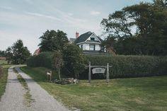 Hidden farmhouse
