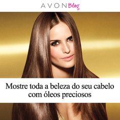 Conheça os segredos de um cabelo fantástico no #AVONBlog em www.avonblog.pt