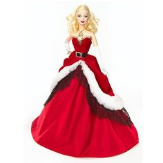 Collectible Holiday Barbie Doll   Holiday Barbie Dolls