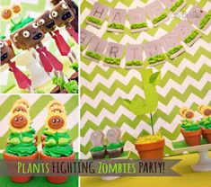 Tema Plantas & zombies