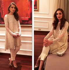 Faraz Manan Should you be anything at all for instance united states, you will understand Pakistani Party Wear, Pakistani Bridal, Pakistani Outfits, Indian Outfits, Pakistani Clothing, Western Outfits, Indian Attire, Indian Wear, Kaftan