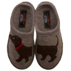 Shop a great selection of Haflinger Haflinger Womens Doggy Slipper. Find new offer and Similar products for Haflinger Haflinger Womens Doggy Slipper. Winter Slippers, Cute Slippers, Soft Slippers, Fashion Slippers, Leather Slippers, Liner Socks, Cat Pattern, Cute Bows, Womens Slippers