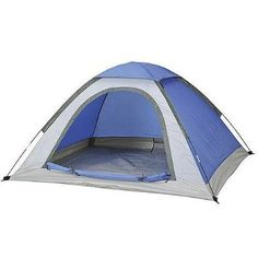 Ozark Trail 2-Person Jr. Dome Tent, 6 x 5 $20 at Walmart, in store only, 2.5 pounds
