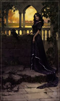 Yennefer of Vengerberg Fan Page : Photo