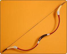 Original Hungarian recurve bow