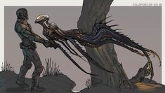 evolve wraith concept art - Google Search