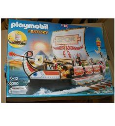 PLAYMOBIL 5390 GALERE ROMAINE boite abimee : Bonne Affaire ! à saisir...http://www.playboutik.com/achat-playmobil-5390-galere-romaine-boite-abimee-408574.html