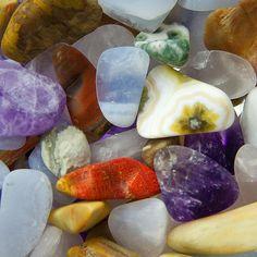 Krása pěti elementů Drahokamové fioly VitaJuwel