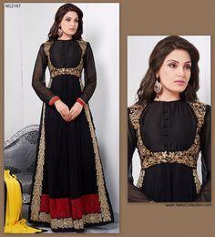 Brand new Pretty Anarkali Suit!