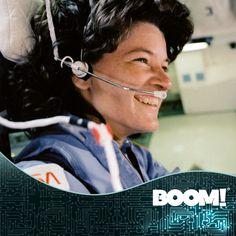 Un día como hoy nace Sally Ride la primera mujer en alcanzar el espacio exterior.