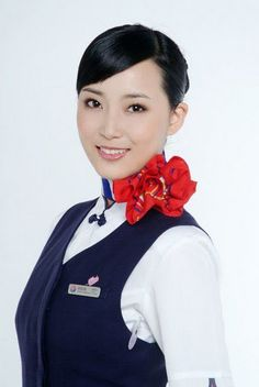 China Eastern Airlines Flight Attendants